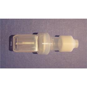 D-Stück mit Adapter für Atemgasanalysegerät ToxCOmulti