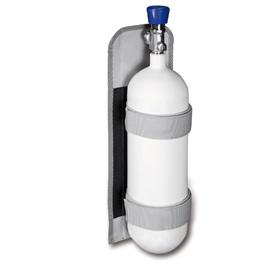 Sauerstoffflaschen-Halterung für 2 L