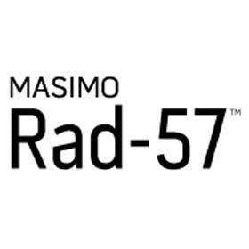 Masimo Updates für Neugerät Pulsoximeter Rad-57