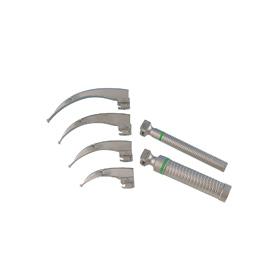 Laryngoskopspatel-Kaltlicht/Fiberoptik