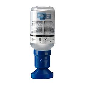PLUM Augenspülflasche mit Phoshatlösung 4,9 %, ph-neutral