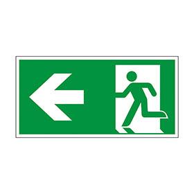 Rettungszeichen Rettungsweg