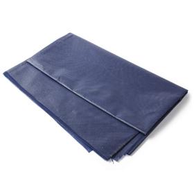 Einmal-Tragelaken, blau