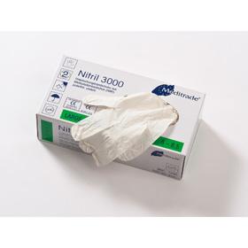 Handschuhe Nitril 3000 aus Naturkautschuk, puderfrei