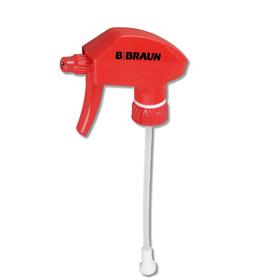 Entnahmesysteme für B Braun Desinfektion