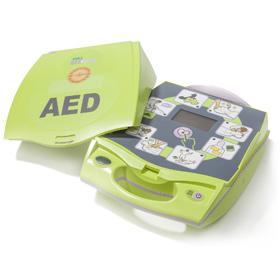 Zoll AED-Plus Defibrillator Set