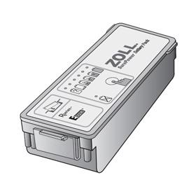 Lithium-Akku für Zoll Defibrillatoren der E-, R-Series und AED Pro
