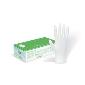 Handschuhe Vasco Nitril white, puderfrei
