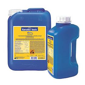 Korsolex Basic, Instrumentendesinfektion