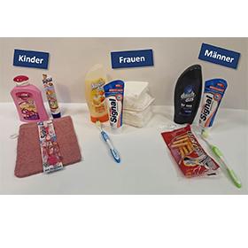 Hygiene-Set