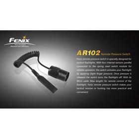Fenix Taschenlampen Kabelschalter AR102