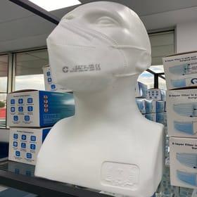 FFP2NR Atemschutzmaske ohne Ventil