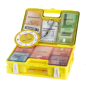 Resc-Q-Box Q50, DIN 13157 - Erste-Hilfe-Koffer