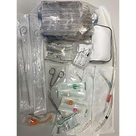Notfallausrüstungs Set, Teil B Erwachsene - für Notfallkoffer/Rucksäcke