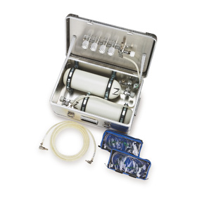 Weinmann O2 Box Rescue - Transportables Sauerstoffsystem