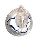 Sauerstoffmaske ohne Beutel, phthalatfrei