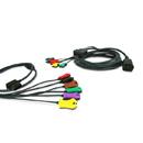12-Kanal EKG-Kabel für Zoll Defibrillatoren der M-Series CCT, M- und E-Series