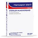 Hansaplast Hansapor steril