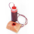 Task Trainer Kit / TruClot Simulations-Blut für eine realistischen Traumaausbildung
