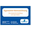 Eigentümer-Kennzeichnung für Produkte von SCHNITZLER
