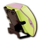 Montagewinkel für ZOLL-Defibrillatoren AED Plus