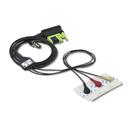 EKG-Kabel 3-polig für ZOLL AED Pro Defibrillator
