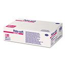 Handschuhe Peha-soft Nitril white, puderei, Karton à 10 Packungen