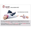 LAERDAL Resusci Baby/Anne QCPR + Feedback-Gerät LAERDAL Jahresendaktion