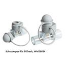 Schutzkappe für BiCheck-Flowsensor & Verbindungsleitung